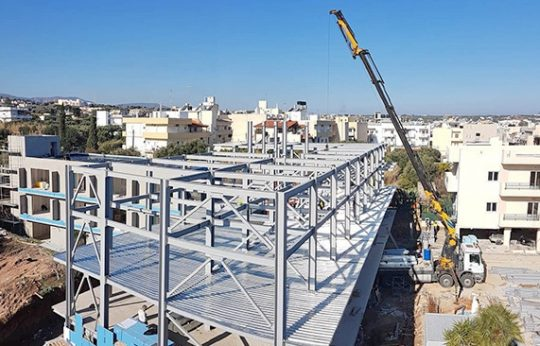 Vavoulas Group has turned into one of the most successful construction companies in Greece.